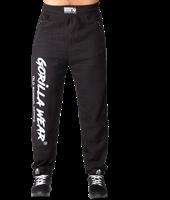 Gorilla Wear Augustine Old School Pants - Black-2