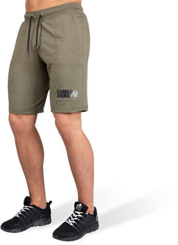 Gorilla Wear San Antonio Shorts - Legergroen