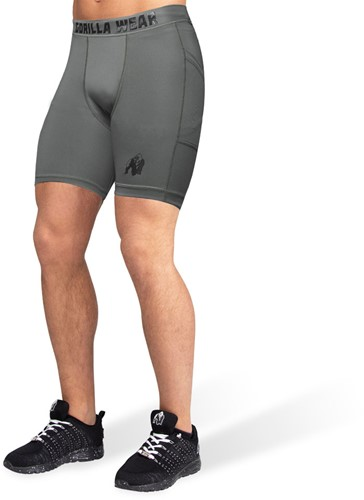 Gorilla Wear Smart Shorts - Grijs