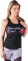 Gorilla Wear Womens Classic Tank Top Black-2