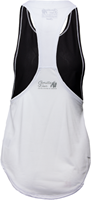 Gorilla Wear Florida Stringer Tank Top Black/White-2