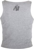 Gorilla Wear Oakland Crop Tank Gray/Pink Camo-3
