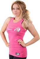 Gorilla Wear Leakey Tank Top - Pink