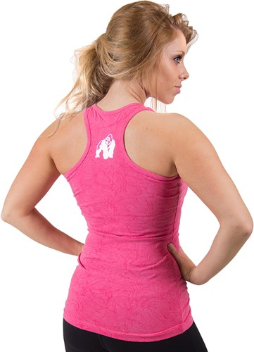 Gorilla Wear Leakey Tank Top - Pink