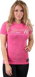 Gorilla Wear Camden T-shirt - Pink