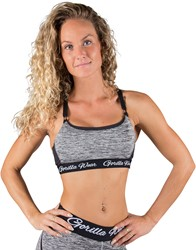 Gorilla Wear Aurora Bra - Mixed Gray