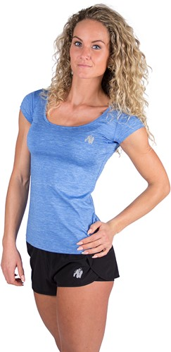 Gorilla Wear Cheyenne T-shirt - Blue-2
