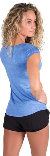 Gorilla Wear Cheyenne T-shirt - Blue-3