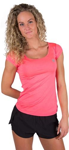 Gorilla Wear Cheyenne T-shirt - Pink-2