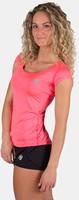 Gorilla Wear Cheyenne T-shirt - Pink-3