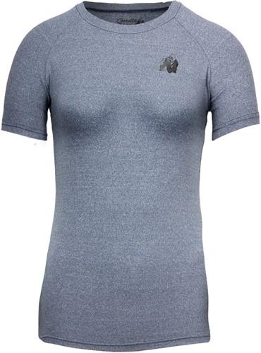 Gorilla Wear Aspen T-Shirt - Lichtblauw