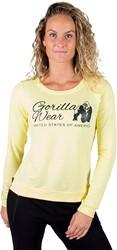 Gorilla Wear Riviera Sweatshirt - Yellow