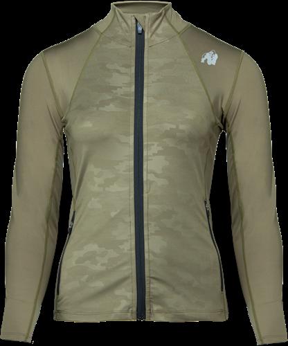 Gorilla Wear Savannah Jacket - Legergroen Camo