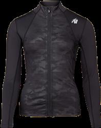 Gorilla Wear Savannah Jacket - Black Camo