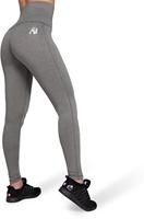 Gorilla Wear Annapolis Work Out Legging - Grey-3