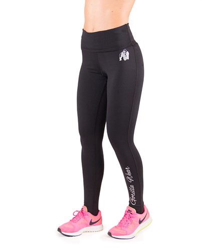 Gorilla Wear Annapolis Work Out Legging - Black