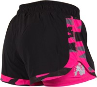 Gorilla Wear Denver Shorts Black/Pink-2