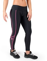 Gorilla Wear Carlin Compression Tight - Black/Pink-2