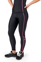 Gorilla Wear Carlin Compression Tight - Black/Pink-3