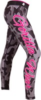 Gorilla Wear Camo Tights - Black/Gray