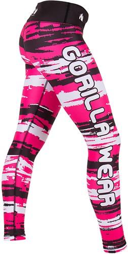 Gorilla Wear Santa Fe Tights - Pink