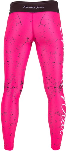 Gorilla Wear Houston Tights - Pink-3