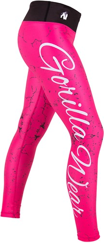 Gorilla Wear Houston Tights - Pink