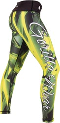 Gorilla Wear Reno Tights - Yellow