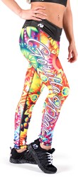 Gorilla Wear Venice Tights - Multi Color Mix