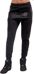 Gorilla Wear Celina Drop Crotch Joggers - Black