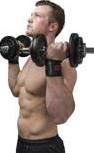 Marcy Dumbellset 10 kg-2