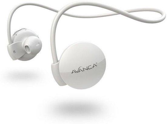 Afbeelding van Avanca S1 Sports Headset - White