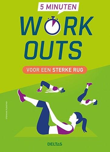5 Minuten Workouts voor een sterke rug