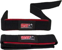 Gorilla Wear padded Lifting straps