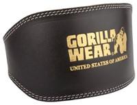 Gorilla Wear Full Leather padded belt-1
