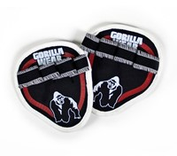 Gorilla Wear Palm Grip Red