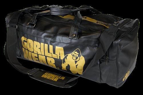 Gorilla Wear Gym bag Goud