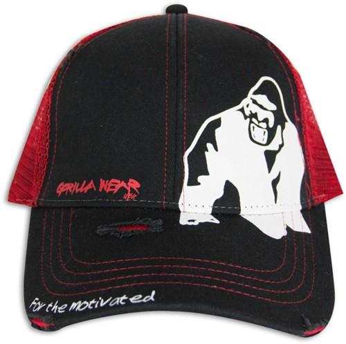 Gorilla Wear Logo Trucker Cap-2