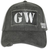 Gorilla Wear GW Washed Cap-2