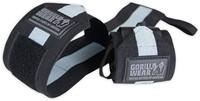 Gorilla Wear Wrist Wraps Ultra Black/Grey