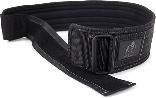 Gorilla Wear 4 Inch Nylon Belt-2
