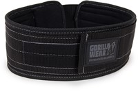Gorilla Wear 4 Inch Nylon Belt-1