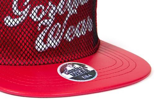 Gorilla Wear Mesh Cap - Red-3