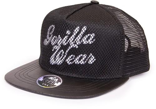 Gorilla Wear Mesh Cap - Black-2