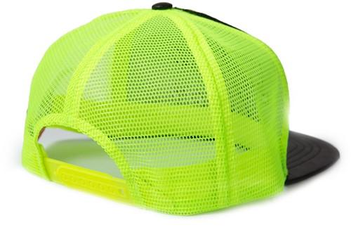 Gorilla Wear Mesh Cap - Neon Lime-3