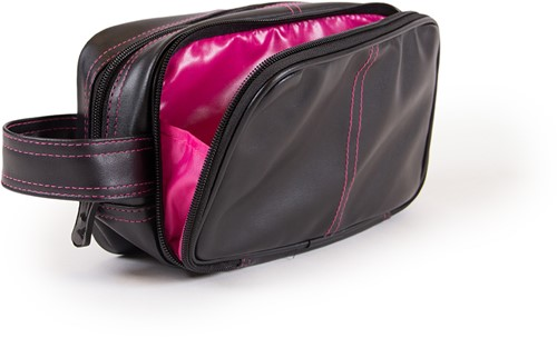 Gorilla Wear Toiletry Bag Black/Pink-3