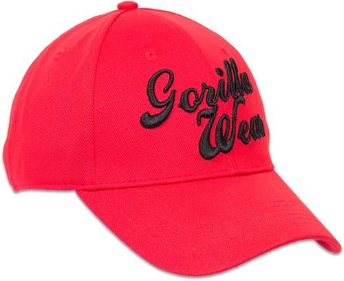 Gorilla Wear Laredo Flex Cap - Red-3
