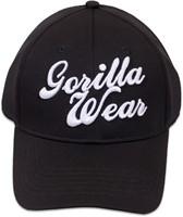 Gorilla Wear Laredo Flex Cap - Black-2