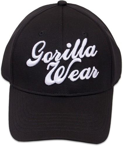 Gorilla Wear Laredo Flex Cap - Black