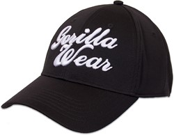 Gorilla Wear Laredo Flex Cap - Black